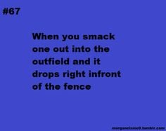 Softball Quotes For Outfielders Foot, softball quotes, sports