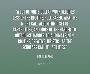 white collar quote 2