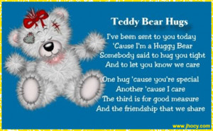 bear hug quotes