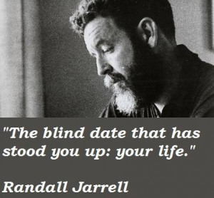 Randall Jarrell Facts