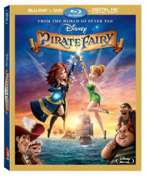 """Interview with Disney's """"The Pirate Fairy"""" Director Peggy Holmes ..."""