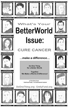 CURE CANCER QUOTES