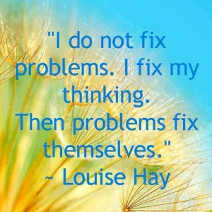 Re-think problem solving