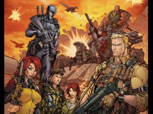 Alpha Coders Wallpaper Abyss Comics G.I. Joe 309464