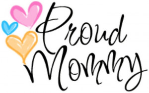 Proud Momma of my girls..