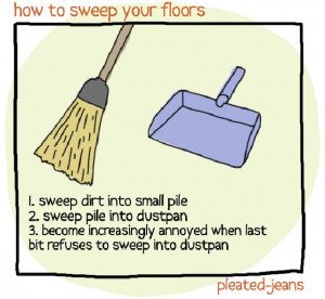 funny perfect humor DIY cleaning tidy cleaning tips