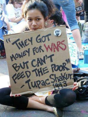 Tupac Shakur. Celebrities. Quotes.
