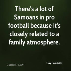 Troy Polamalu Top Quotes