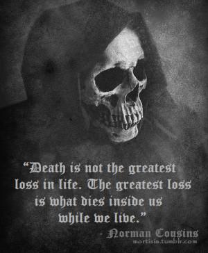 inspirational quotes regarding death