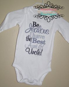 ... we could leave off the uncle and personalize it to say Aunt Jenni