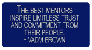 ... more committed to the organization and trusting of their leadership