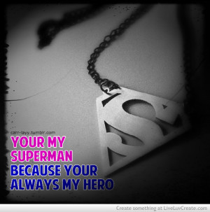 Your My Superman