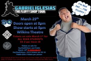 Fluffy Gabriel Iglesias Funny Pics