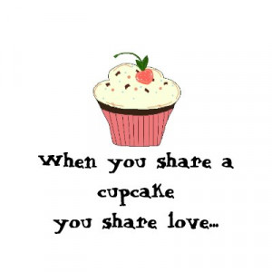 cute cupcake sayings