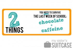 Teacher Caffeine + Chocolate Tag