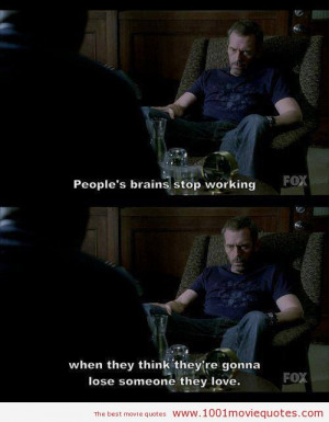 House M.D. (2004–2012) quote