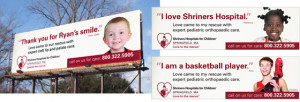 Shriners Hospitals for Children Quote