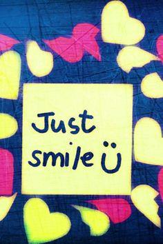 Just smile life quotes quotes quote smile life inspirational ...