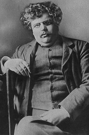 english authors gilbert k chesterton facts about gilbert k chesterton