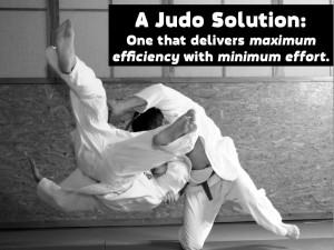 Judo Solution Slide