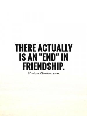 Broken Friendship Quotes Lost Friendship Quotes