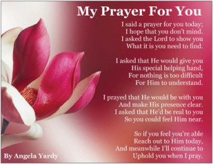 My_Prayer_for_You_front