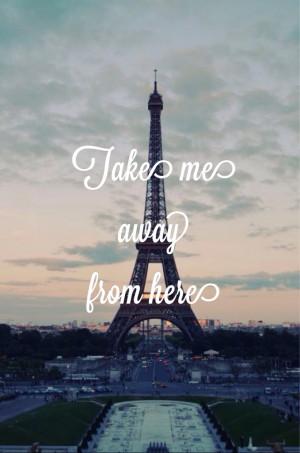 beautiful, cute, eiffel tower, france, love, paris, quote, tumblr