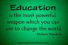 Quotes On Knowledge Education ~ The Great Aim of Education (Hebert ...
