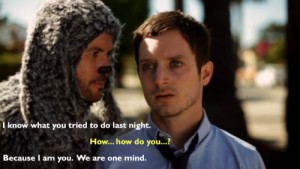 Wilfred Quotes In wilfred: happiness.