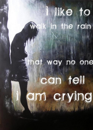 Quotes About Walking In The Rain. QuotesGram