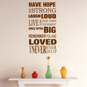 quotes wall art inspirational wall quotes inspirational wall quotes ...