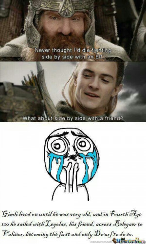 legolas quotes