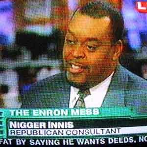 Niger Innis: funny name, good man