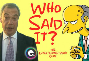 ... Montgomery Burns and UKIP might be harder to tell apart than you think