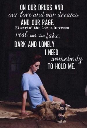 Lana del Rey - National Anthem ♪♫