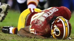 Washington Redskins Quarterback Robert Griffin III Undergoes Knee ...