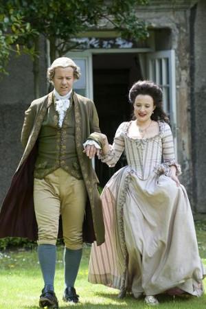 Rupert Hill And Sarah Jayne
