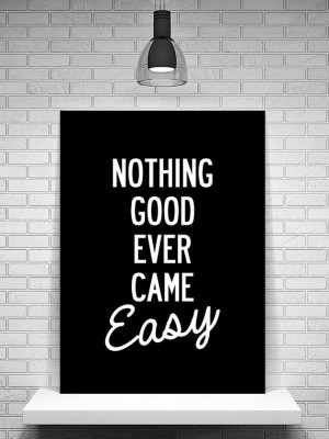 Motivational Quote, Motivational Wall Decor, Inspirational Quote Art ...