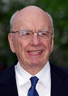 Rupert Murdoch nel 2011