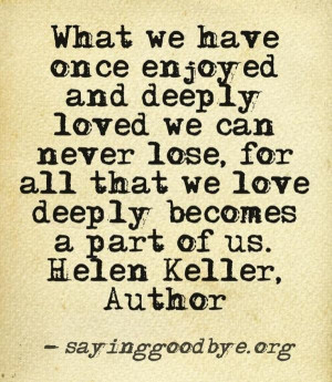 Grief quotes, meaningful, deep, sayings, lose