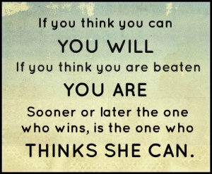think you can quote