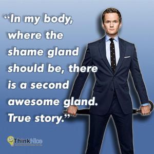 Barney Stinson Quotes | Awesome Barney Stinson