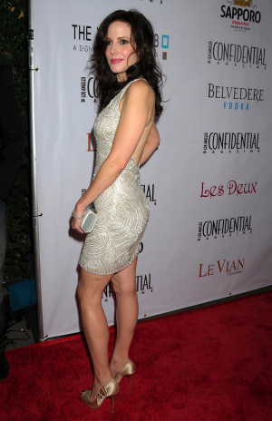 Mary Louise Parker Mary