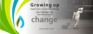 Inspirational Quotes About Growing Up