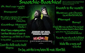 Quotes- Kevin Smith films