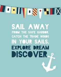 Nautical quotes