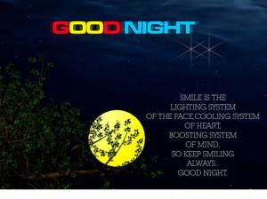 Good Night Romantic Quotes