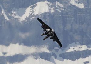 Yves Rossy Jet pack 2