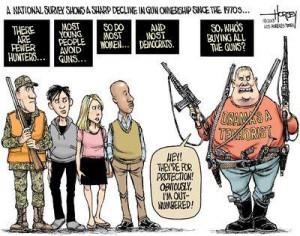 Obama's anti-gun hate speech