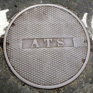 ATS Manhole Cover Boston, MA
